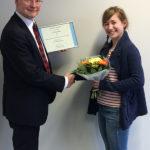 ProICT palkinto 2016 Linda Liukas